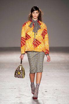 Stella Jean #Africa #Clothing #Fashion #Ethnic #African #Traditional #Beautiful #Style #Beads #Gele #Kente #Ankara #Africanfashion #Nigerianfashion #Ghanaianfashion #Kenyanfashion #Burundifashion #senegalesefashion #Swahilifashion ~DK