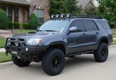 2007 Toyota Sport Edition - whose truck is this? Lifted 4runner, 2003 Toyota 4runner, 4th Gen 4runner, Toyota Tacoma, Lexus Suv, Suv Trucks, Toyota Trucks, Toyota Forerunner, Toyota Autos