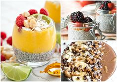 12 Healthy Breakfasts That Take 10 Min Or Less To Mak - Chasing Foxes