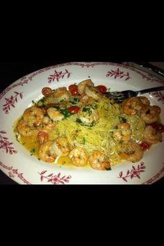 Maggiano's Restaurant : Shrimp Scampi