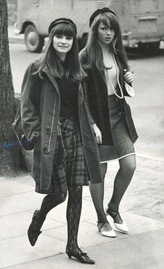 1966 - Two London Teens