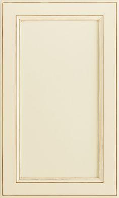 Waypoint Living Spaces cabinet door   Style 750 in Painted Hazelnut Glaze