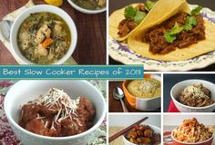 Best of 2013: Healthy Crockpot Recipes with WW points