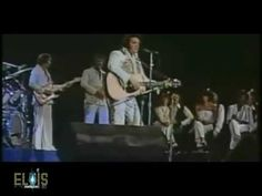 "Elvis ""Are You Lonesome Tonight""    Something happens in the audience and ELVIS CRACKS UP LAUGHING"