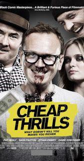 Movie Bucket: Cheap Thrills