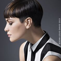 El leader del mercado de la peluquería europea y sus nueve marcas presenta sus colecciones otoño-invierno 2013/2014. Christine Margossian.  Al ...