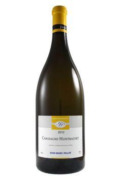 Chassagne Montrachet Magnum 2012 Jean Marc Pillot Jean Marc Pillot from Fraziers Wine Merchants