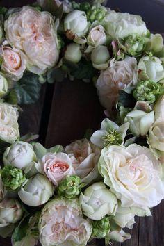 Wreaths …