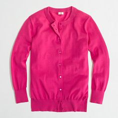 J.Crew Factory - Factory Clare cardigan; Favorite Colors In NAVY, Black, Champagne, Faded Jade