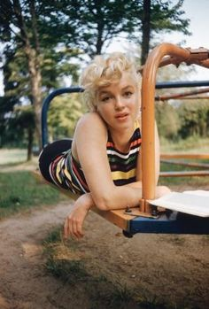 Marilyn Monroe by Eve Arnold by lemai13