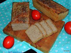 Moje Małe Czarowanie: Chleb pszenno - żytni na zakwasie z kwaśnym mlekie...