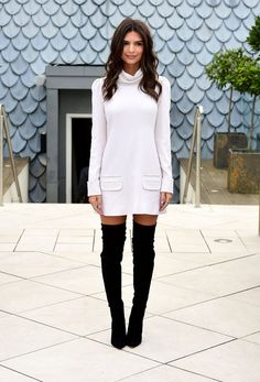 "Emily Ratajkowski au photocall de ""We Are Our Friends"" à Londres"