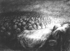 DARK ART S.XXI: PAUL RUMSEY, PROCESION