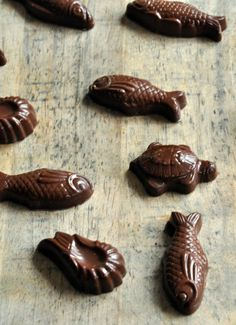 Comment faire des fritures de Pâques en chocolat ?