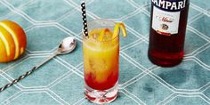 Campari & Orange Soda