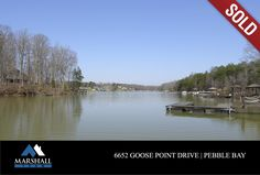 Another waterfront lot on Lake Norman successfully marketed by The Marshall Team. Do you have property to sell? Contact Aaron at 704-305-9148 or aaron@marshallteam.com today!