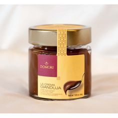 The mission of Domori is the research of perfect flavor and utmost quality.  The Gianduja Spread of Domori is the purest construction of tastes, the fruit of a combination of the most natural ingredients, with Arriba Cocoa and 48% of Piemonte IGP Hazelnuts. Also it does not contain milk, and is therefore ideal for those who follow a vegan diet or those that have allergies.  Visit us at http://healthygoodies.ch to purchase!