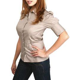 Блузка большая