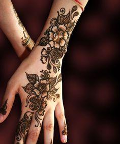 Bridal #Mehndi Design