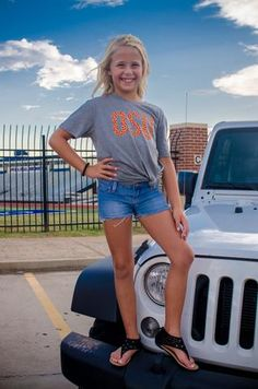 Kid's OSU Hearts Tee available at J. Lilly's Boutique or jlillysboutique.com