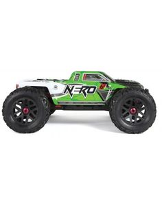 ARRMA AR106009 1:8 Elektromotor Monster truck RC-Modellbau L #ArrmaNero #Arrma #Nero #RC #Modellbau