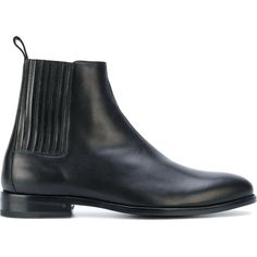 Saint Laurent Dare 25 Chelsea boots (6,620 CNY) ❤ liked on Polyvore featuring men's fashion, men's shoes, men's boots, black, mens black boots, mens black shoes, mens black chelsea boots, mens leather shoes and mens leather boots