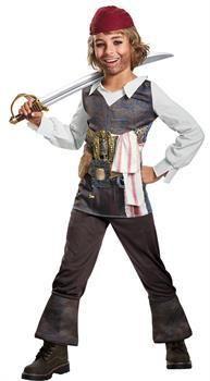 CostumePub.com - Potc 5 Capt Jack Classic