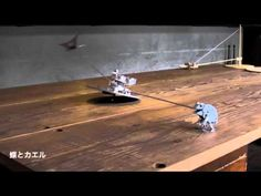 awesome art in motion Kinetic Toys, Kinetic Art, Mechanical Art, Mechanical Design, Pop Up, Illusion Pictures, Rube Goldberg Machine, Marble Machine, Wind Sculptures