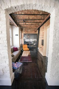 SEA Architects have completed the renovation of an apartment in a historical building, located in Istanbul, Turkey.