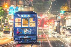 雨も滴るいいトラム | Nagasaki365 - 長崎の今を写真でお届けします。