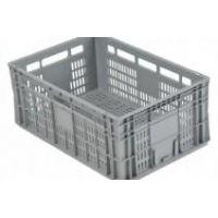 A caixa hortifruti, também conhecida como caixa plástica ou caixa HFG, consiste em uma caixa de plástico utilizada para realizar o transporte de frutas, legumes, verduras e até de alimentos como o frango, por exemplo. É muito comum vermos a caixa hortifrúti sendo usada em feiras e supermercados.