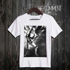 T-shirt Rock Storm Trooper
