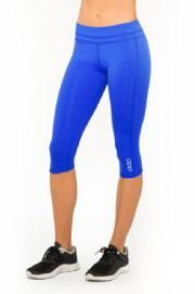 Blue Running Capris - The Else