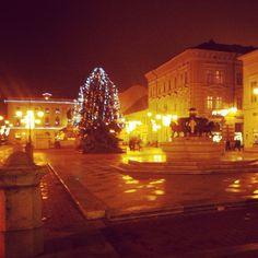 Christmas in Szeged