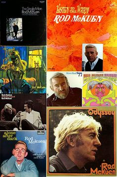 Southern Writers - Suite T: Poetry of Rod McKuen and Me