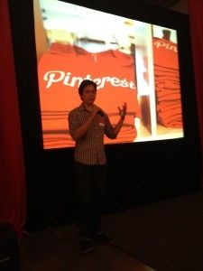 Story on how Pinterest was started. I was surprised they didn't have a way I could pin this to Pinterest!