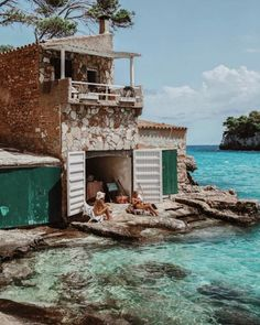 Insider Tip # The private beach Es Caragol - Mallorca, Menorca & Ibiza - Holiday events Menorca, The Places Youll Go, Places To Go, Wanderlust Travel, Belle Photo, Dream Vacations, Places To Travel, Beautiful Places, Destinations