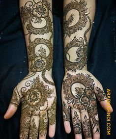 Beautiful and Easy Mehndi Design Collection, Heena and Arabic Mehndi Design - Fashion Henna Hand Designs, Dulhan Mehndi Designs, Mehndi Designs Finger, Khafif Mehndi Design, Rose Mehndi Designs, Latest Bridal Mehndi Designs, Full Hand Mehndi Designs, Stylish Mehndi Designs, Mehndi Designs For Beginners