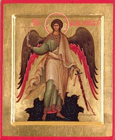 See the source image Byzantine Icons, Byzantine Art, Religious Icons, Religious Art, Greek Icons, Paint Icon, Angel Warrior, Russian Icons, Religious Paintings