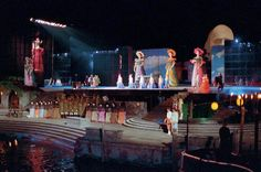 The Tales of Hoffmann | 1987-1988  Photo Karl Forster