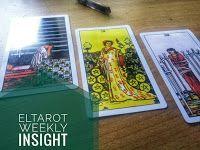 Tarot Reading by Elio Dona: Tarot Weekly Insight 6 - 12 November 2017