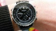My Rotary Chronograph Pilots watch