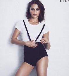 Alicia in Elle magazine ❤️