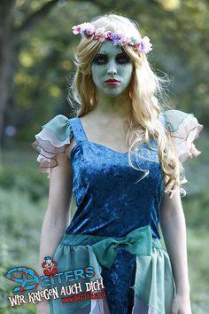 #nymphe #halloween #makeup #costumes