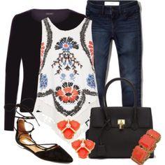 Teacher Attire: Outfit 28
