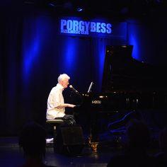 Peter Hammill concert in Vienna
