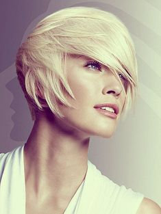 sexy short hair blonde - Google Search