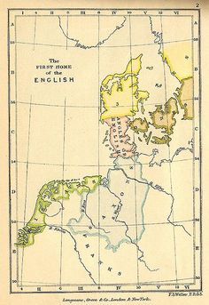 Other tribes represented in these early invasions were Jutes from the Jutland peninsula (present-day mainland Denmark), Saxons from the area nowadays known as Niedersachsen ('Lower Saxony', but which is historically the original Saxony), the Frisians from the North Sea coast islands stretching from the present-day north west coast of Schleswig-Holstein down to north Holland.
