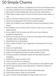 Witchy Tips & More: For Baby Witches & Broom Closet Dwellers - Random Tips & Tricks pt.III - - Page 3 Read Random Tips & Tricks pt.III from the story Witchy Tips & More: For Baby Witches & Broom Closet Dwellers by. Wiccan Witch, Magick Spells, Luck Spells, Voodoo Spells, Money Spells, Candle Spells, Witch Spell, Witch Broom, Witchcraft For Beginners