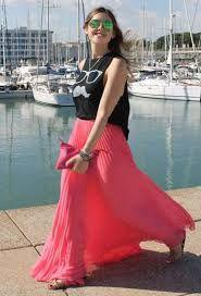 polleras largas - Buscar con Google Skirts, Google, Fashion, Moda, Fashion Styles, Skirt, Fashion Illustrations, Gowns